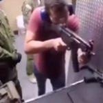 کلیپ صداگذاری روی اسلحه ها ( طنز )