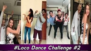 اهنگ رقص loko