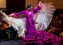 اهنگ رقص فلامنکو