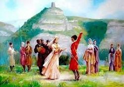 آهنگ رقص پالاتکا آذری